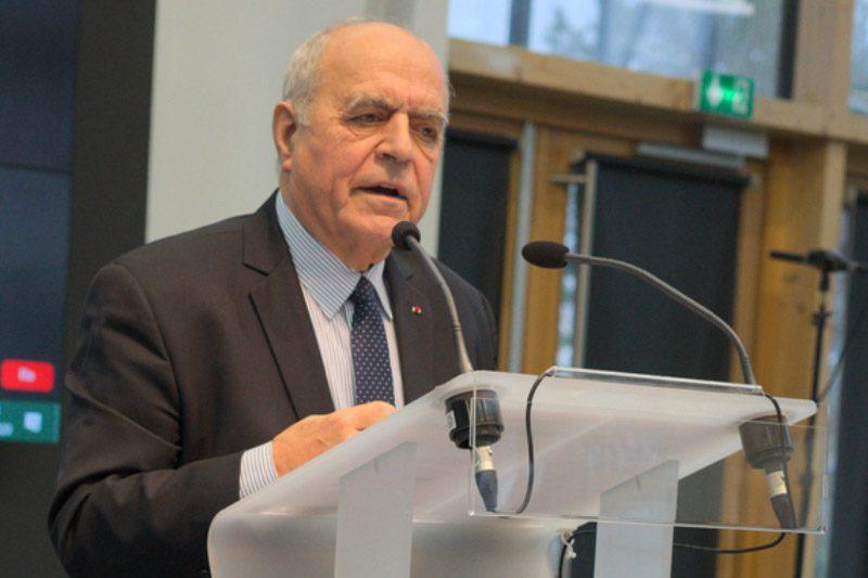 Conférence, Intelligence économique, Alain Juillet