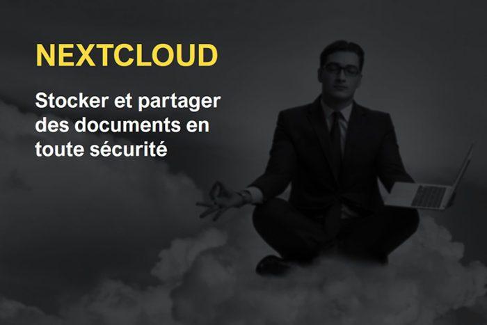 Nextcloud, Partage de fichiers sécurisé